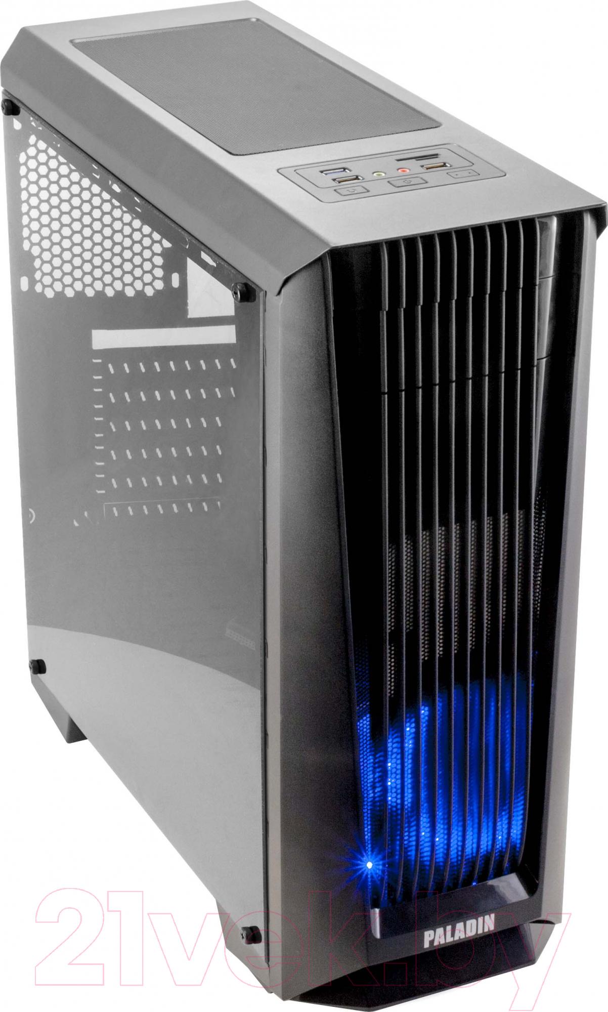 Купить Системный блок Z-Tech, I9-99K-8-120-1000-370-N-90021n, Беларусь