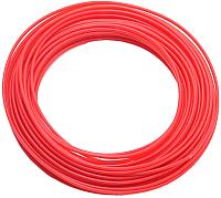 Пластик для 3D печати Sunlu 1.75ммx10м PCL (красный) -