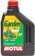 Моторное масло Motul Garden 4T SAE 10W30 / 101282 (2л) -
