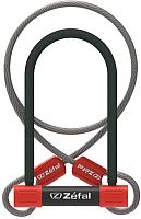 Велозамок Zefal K-Traz U13 Cable / 4944b -