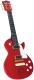 Музыкальная игрушка Simba Рок-гитара / 106837110 (бордовый) -
