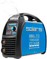 Инвертор сварочный Solaris MMA-210 -