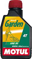 Моторное масло Motul Garden 4T SAE 30 / 106999 (600мл) -