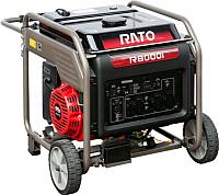 Бензиновый генератор Rato R8000iD -