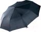 Зонт-трость Котофей 03707027-40 (черный) -