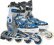 Роликовые коньки Action PW-126B-72 (M, blue) -