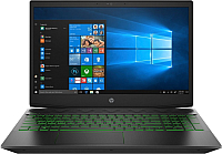 Игровой ноутбук HP Gaming Pavilion 15-cx0121ur (5HA35EA) -