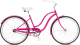 Велосипед Schwinn S1 Women 2019 / S39528F95OS -