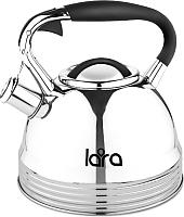 Чайник со свистком Lara LR00-67 -