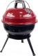 Угольный гриль GoGarden Picnic 37 / 50102 (красный) -