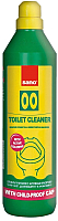 Чистящее средство для унитаза Sano 00 Toilet Bowl Cleaner (1л) -