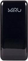 Портативное зарядное устройство Miru LP-2017A 20000mAh (черный) -