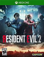 Игра для игровой консоли Microsoft Xbox One Resident Evil 2 -