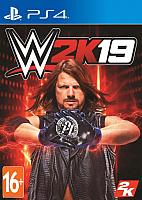 Игра для игровой консоли Sony PlayStation 4 WWE 2K19 -