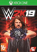 Игра для игровой консоли Sony Xbox One WWE 2K19 -