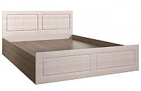 Двуспальная кровать ДСВ Ницца 1.6 (ясень шимо/дуб сонома) -