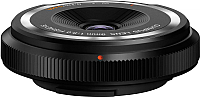 «рыбий глаз» Olympus Body Cap Lens 9mm f8.0 -