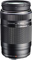 Длиннофокусный объектив Olympus М.Zuiko Digital ED 75-300mm f4.8-6.7 II (черный) -