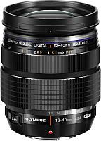 Универсальный объектив Olympus М.Zuiko Digital ED 12-40mm f2.8 PRO (черный) -