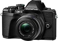 Беззеркальный фотоаппарат Olympus E-M10 Mark III Kit 14-42mm II R (черный) -