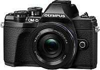 Беззеркальный фотоаппарат Olympus E-M10 Mark III Kit 14-42mm EZ (черный) -
