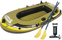 Надувная лодка Jilong Fishman 200 Set / JL007207-1N -