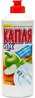 Средство для мытья посуды Капля Vox Яблоко (1л) -