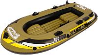 Надувная лодка Jilong Fishman 300 Set / JL007208N -