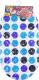 Коврик для ванной Benedomo Mix (круги) -