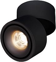 Спот Elektrostandard DLR031 15W 4200K 3100 (черный матовый) -