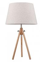 Прикроватная лампа Maytoni Calvin Z177-TL-01-BR -