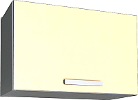 Шкаф под вытяжку Интерлиния Мила Лайт ВШГ50-360 (ваниль) -