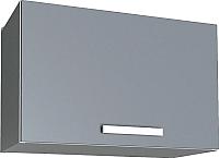 Шкаф под вытяжку Интерлиния Лайт ВШГ50-360 (серебристый) -