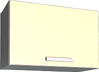 Шкаф под вытяжку Интерлиния Мила Лайт ВШГ60-360 (ваниль) -