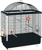Клетка для птиц Ferplast Palladio 4 / 52059817 (черный) -