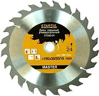Пильный диск Startul ST5062-60 -