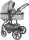 Детская универсальная коляска Lorelli Lora Dark Grey 3 в 1 (10021281900) -