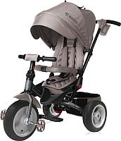 Детский велосипед с ручкой Lorelli Jaguar Air Wheels / 10050390003 (бежевый) -