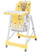 Стульчик для кормления Lorelli Primo Yellow Bear (10100051919) -