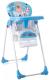 Стульчик для кормления Lorelli Oliver Blue Sailor (10100251931) -