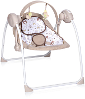 Качели для новорожденных Lorelli Portofino Beige (10090061902) -