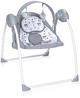 Качели для новорожденных Lorelli Portofino Grey (10090061901) -