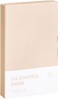 Матирующие салфетки для лица Missha Oil Control Paper (100шт) -