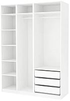 Каркас шкафа Ikea Пакс 291.285.69 -