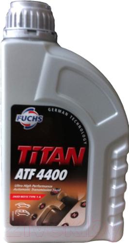 Купить Трансмиссионное масло Fuchs, Titan ATF 4400 Dexron III / 601376436 (1л, красный), Германия