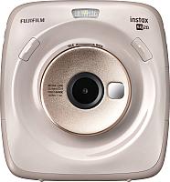 Фотоаппарат с мгновенной печатью Fujifilm Instax Square 20 (бежевый) -