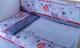 Простыня детская Баю-Бай Дружба ПР14-Д1 (красный) -