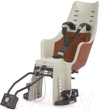 Детское велокресло Bobike Exclusive Maxi 1P / 8011100015 (cinnamon brown)