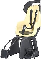 Детское велокресло Bobike Go Frame / 8012400001 (lemon sorbet) -