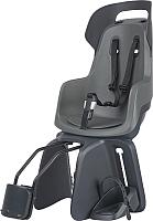 Детское велокресло Bobike Go Frame / 8012400005 (macaron grey) -